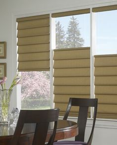 Homestead Window Treatments is the leading provider of Hunter Douglas window treatments, horizontal blinds, and roller shades in Suffolk County, NY. Drapes And Blinds, Shades Blinds, Blinds For Windows, Windows And Doors, Window Blinds, Hunter Douglas, Door Window Treatments, Window Coverings, Traditional Roman Blinds