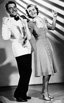 Adolf Jahr & Alice Babs 1940