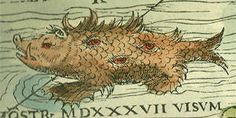 Why You See All Those Sea Monsters On Old Pirate Maps - OMG Facts - The World's #1 Fact Source