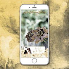 Best Snapchat, Arab Wedding, Filter Design, Snapchat Filters