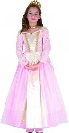Complete roze prinsessenjurk  #prinses #prinsessenjurk #jurk #rozeprinsessenjurk