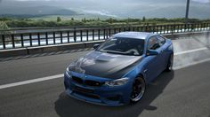 Gran Turismo 6 Drift with BMW M4