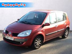 Used 2007 (07 reg) Renault Megane Scenic 1.6 VVT Dynamique 5dr Auto [Euro 4] for sale on RAC Cars