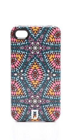 DANNIJO Hixson iPhone 4 Case