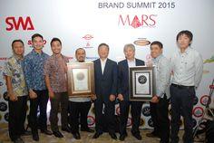 Saatnya FBY senang, Mio dan V-ixion Raih Indonesia Best Brand Award 2015