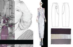 1970S Czechoslovakia as inspiration for a modern fashion collection #mywork #fashion #design #history #creativity #fashiondesign #womenswear