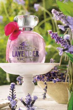 Chic in a bottle. #oohlalavender