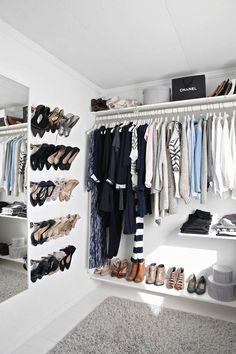 Façons faciles de transformer son garde-robe | LC Living