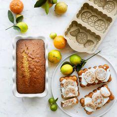 Nordic Ware Mini Citrus Loaf Pan by WILLIAMS SONOMA