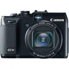 Canon PowerShot G1X Compact Camera