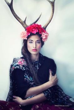 A Kind of Friday Kahlo Style