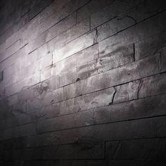 Brazilian Black Slate strips | Materials | Lapicida