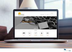 Super sleek website design we made for Access Governance. #marketingeye #web #design
