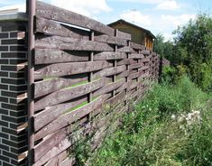 Cheap Privacy Fence Ideas | How to Get Cheap Wood Fence ...