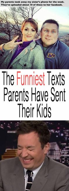 Do you need a good laugh today? These kids have shared the funniest texts they have ever received from their parents. The… http://ibeebz.com