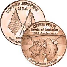 Copper Round coin Lernaean Hydra  II   #2    HERCULES SERIES  design 1 oz