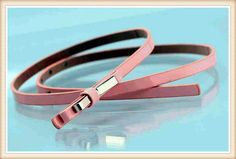 100% brand new high quality cheap skinny belt  knitted strap waist decoration whole sale belt  all-match bowknot Women's skinny belt gift        Item no: 13096 can not be cut short, can make hole    Novel melting alloy material: PU bowknot agio, gold, not rust, do not fade    Sweet candy color st...