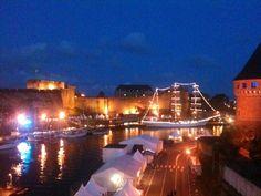 Brest - Adresse :  Port de plaisance du Moulin Blanc  29000 Brest  Type de l'aire : Aire privée