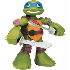 Nickelodeon Teenage Mutant Ninja Turtles Pre Cool Mega Mutant Leonardo