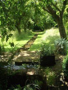 English Garden - Coton Manor House - London徒然草