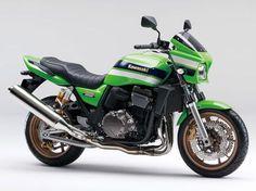 Kawasaki ZRX 1200 DAEG 2012
