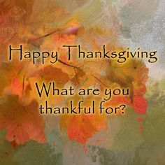 Happy Thanksgiving from The Sovereign.  #Thanksgiving #thankful