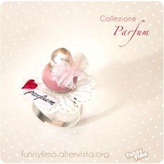 Pink Parfum ring <3