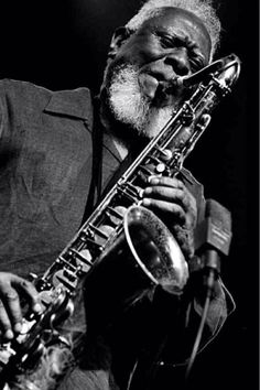 """Pharoah Sanders is a Grammy Award-winning American jazz saxophonist. Saxophonist Ornette Coleman once described him as """"probably the best tenor player in the world."""""""