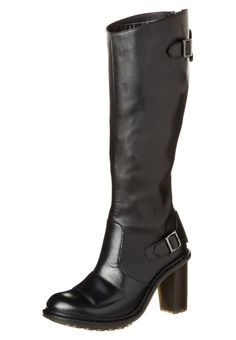 Dr. Martens - PARKWAY AVA - High Heel Boot - black nappa High Heel ea8a418d8