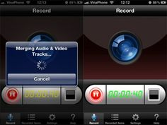 Display Recorder lets you record whatever is on your iPhone or iPads screen in real time.