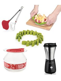 Healthy Cooking Kitchen Gadgets