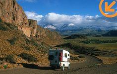 De uitgestrektheid van Zuid-Amerika maakt het continent bij uitstek geschikt voor een rondreis per camper