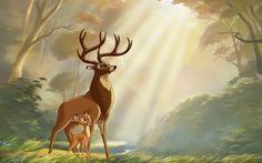 Bambi 2 - © Disney - All rights reserved- La governante venuta dal cielo