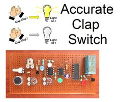 Picture of Clap Switch