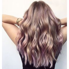 6 Great Balayage Short Hair Looks – Stylish Hairstyles Lavender Hair, Lilac Hair, Hair Color Purple, Cool Hair Color, Purple Highlights Blonde Hair, Dark Blonde Hair, Lavender Highlights, Balayage Highlights, Blonde Hair With Purple Tips