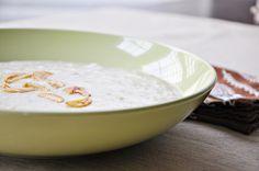 Garlic Potato Soup by Courtney | Cook Like a Champion, via Flickr