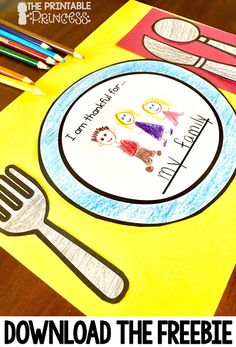 Thanksgiving Read Alouds, DIY Crafts, and Activities for Kindergarten
