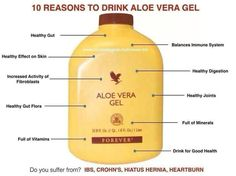 Helps rebuild your body natural system.