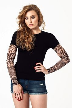 Najlepsze Obrazy Na Tablicy T Shirts With Tattoo 23 Best