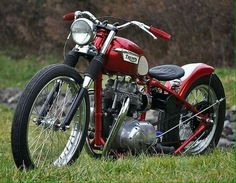Little red Triumph