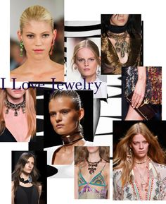 Jewelry Trends Sprin