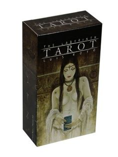 Luis Royo The Labyrinth Tarot Cards --> http://All-About-Tarot.com <--