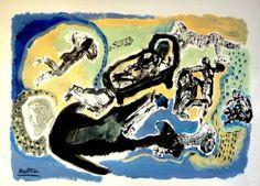 "Saatchi Art Artist Pierre-Yves Beltran; Painting, ""A sofa for Sigmund..."" #art"