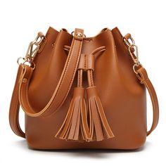 89ff2f63e09 Tinkin Summer Tassel Women Shoulder Bag Casual Messenger Bag All-match Women  Bag Color brown,gray,green - TakoFashion - Women s Clothing   Fashion  online ...