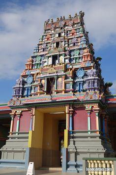 Templo hindu de Sri Siva Subramaniya em Nadi