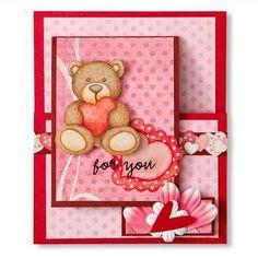 Creative Memories Love Card
