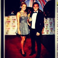 Tonia  Couch  --             Pride of Britain #2012 @tomdaley1994