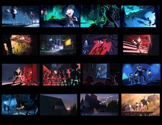 One of my first jobs when I joined the team on Gravity falls was to experiment with some color keys for the season premiere of season I'm happy to say most of it made it all the way through to the final cut. Environment Concept Art, Environment Design, Gravity Falls Art, Color Script, How To Make Animations, Animation Background, Traditional Paintings, Visual Development, Art Challenge