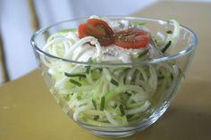 Lysa's kitchen : Raw ''alfredo'' sauce