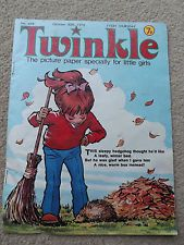 Vintage Twinkle Comic 1976